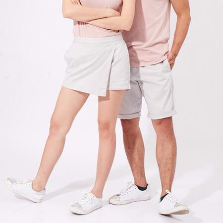 Quần cặp đôi - Ảnh 5 - Couple TX – Tổng hợp những kiểu thời trang dành cho cặp đôi