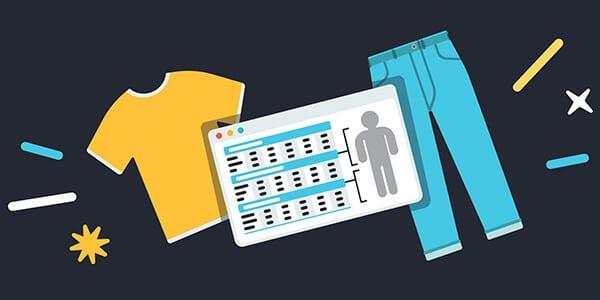 Quy đổi kích cỡ quốc tế giúp dễ dàng chọn lựa kích thước phù hợp