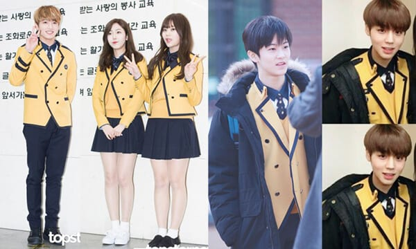 Trường Nghệ thuật biểu diễn Seoul (SOPA) - Ảnh 1 - Top 5 đồng phục học sinh Hàn Quốc sang chảnh giá đắt đỏ