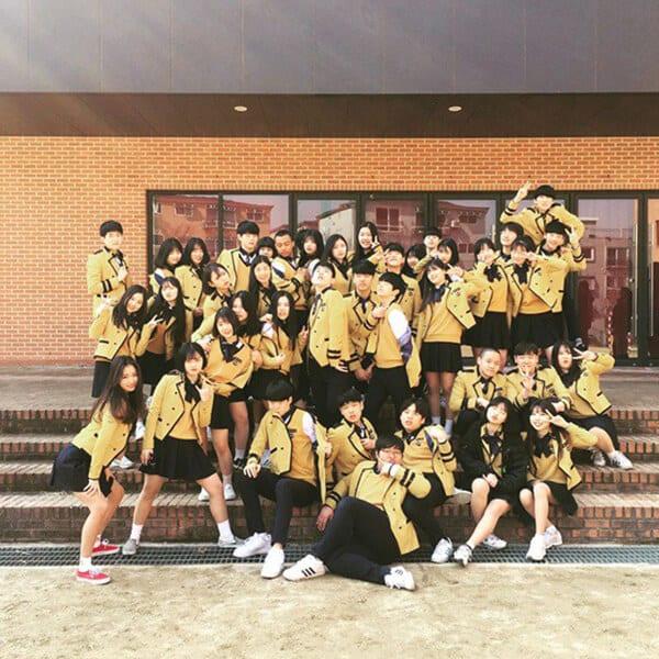 Trường Nghệ thuật biểu diễn Seoul (SOPA) - Ảnh 2 - Top 5 đồng phục học sinh Hàn Quốc sang chảnh giá đắt đỏ