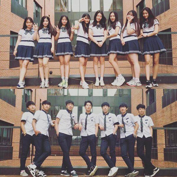 Trường Nghệ thuật biểu diễn Seoul (SOPA) - Ảnh 3 - Top 5 đồng phục học sinh Hàn Quốc sang chảnh giá đắt đỏ