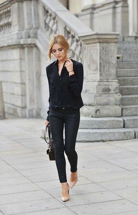 Phong cách cổ điển - Ảnh 1 - 5 Mẹo mặc trang phục màu đen cho nữ mà bạn nên biết