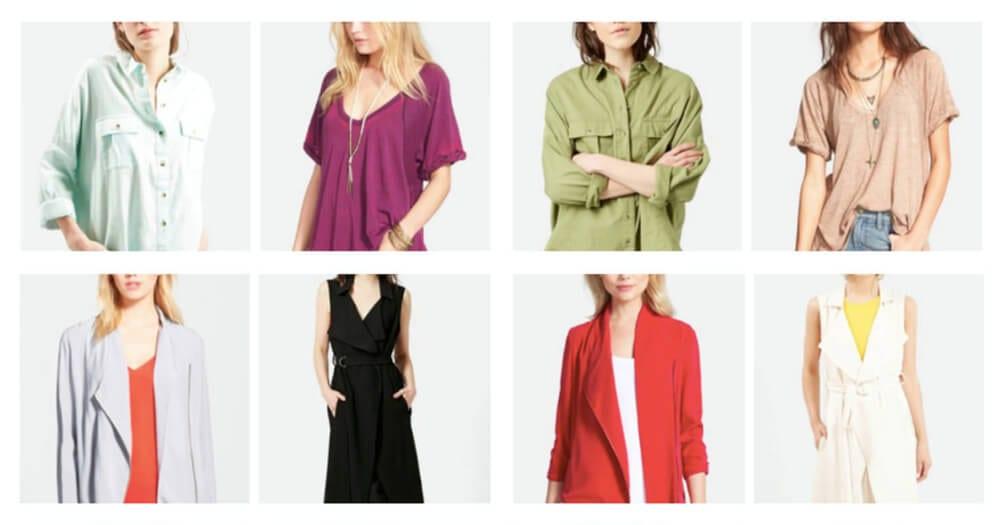 Cách chọn màu quần áo phù hợp với màu da