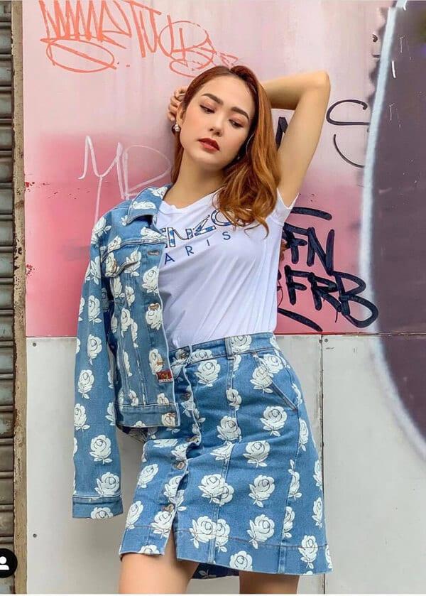 Style dạo phố mùa nắng của 'Sao Việt' - Ảnh 3