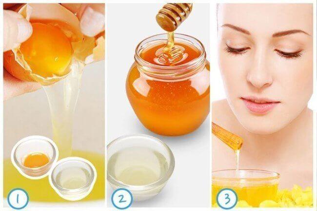 Mật ong và Trứng - Những cách chăm sóc da mặt được ưa chuộng ở xứ Hàn