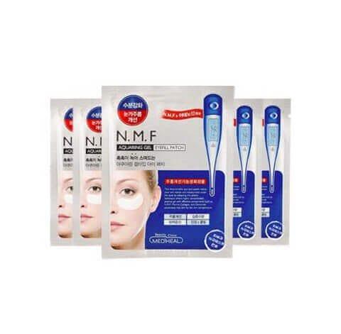 Mediheal N.M.F Aquaring Gel Eyefill Patch - Top 10 mặt nạ dưỡng mắt được giới trẻ quan tâm nhiều nhất