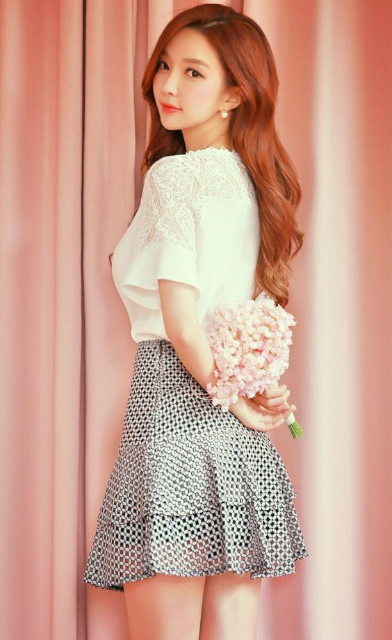 Thời trang Hàn Quốc - Mặc đẹp theo phong cách Hàn Quốc