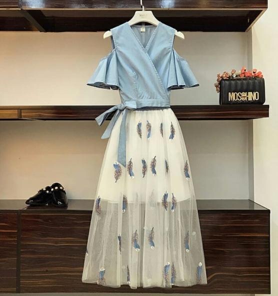 Ý tưởng style mix áo với chân váy [P.1] - Ảnh 4