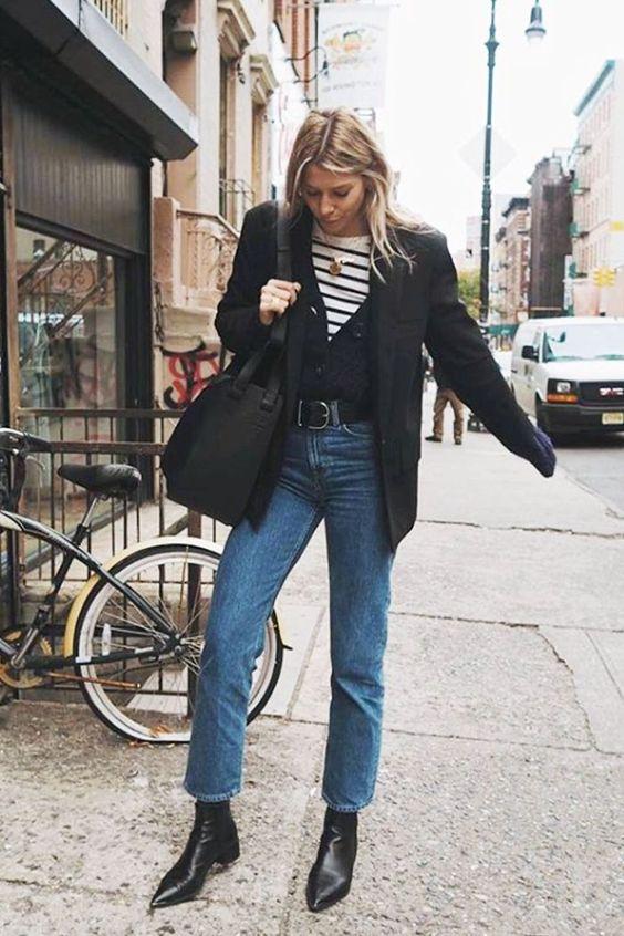 Đừng bị lừa quần jeans là người lùn không thể mặc