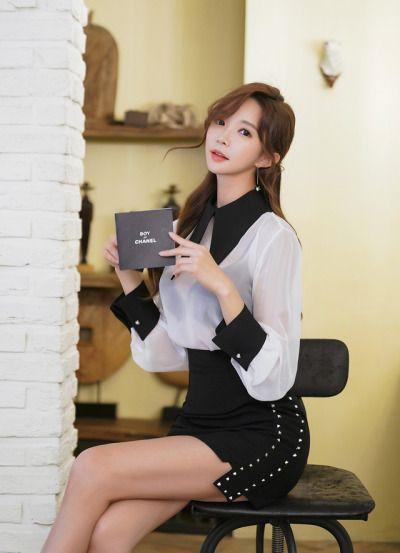 Đồng phục nhân viên văn phòng - Mẫu 11