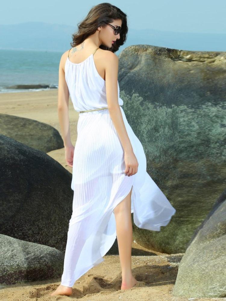 Váy maxi dáng dài cho mùa hè ngọt ngào