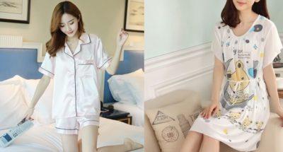 10 Mẫu đồ mặc nhà cho nữ dễ thương, mặc thoải mái