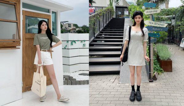 20 Công thức mặc đẹp đơn giản, gọn gàng xinh hết phần thiên hạ!!