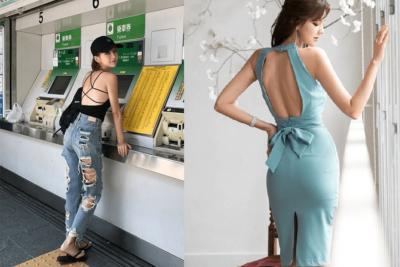20 Gợi ý mặc đồ hở lưng vừa sexy lại gây thương nhớ