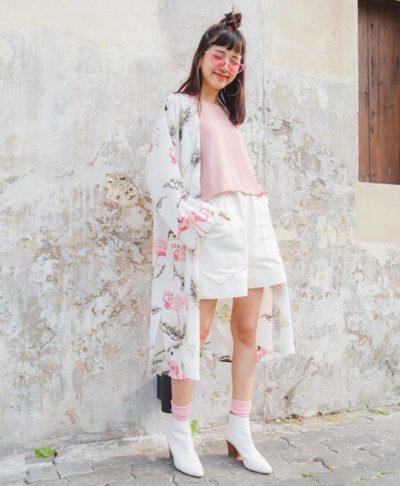 Bạn đã có cho mình một chiếc áo choàng kimono chưa nào?