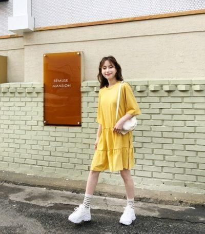Màu vàng rực rỡ - Ảnh 3