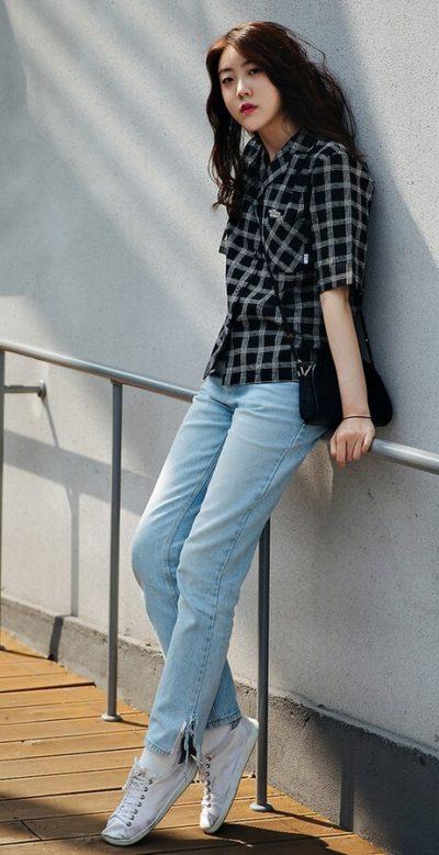 Không có sự khác nhau khi ai cũng mặc sơ mi cùng quần jean, nhưng tôi thích sự khác biệt!