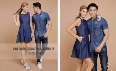 Thương hiệu Sea Collection - Danh sách thương hiệu thời trang nổi tiếng ở Việt Nam