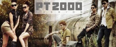 Thương hiệu PT2000 - Danh sách thương hiệu thời trang nổi tiếng ở Việt Nam