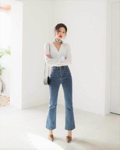 Ngoài ra, việc mặc đồ vừa vặn sẽ giúp bạn dễ dàng khoe vẻ đẹp của cơ thể, trở nên sang trọng quyến rũ hơn