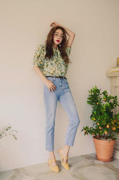 Quần jeans - Ảnh 1