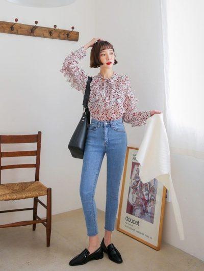 Quần jeans - Ảnh 4