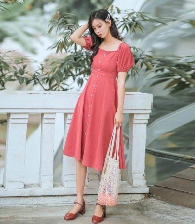 HOW TO: Diện váy đầm style vintage sao cho thật hiện đại ? - Ảnh 4