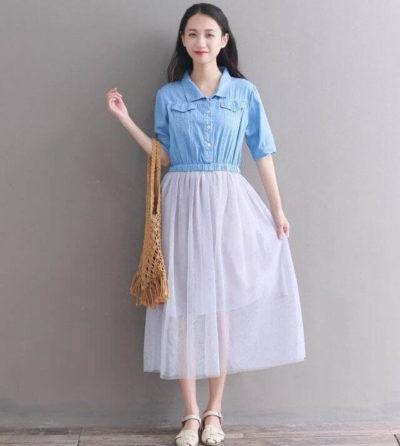 HOW TO: Diện váy đầm style vintage sao cho thật hiện đại ? - Ảnh 6