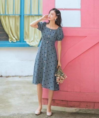 HOW TO: Diện váy đầm style vintage sao cho thật hiện đại ? - Ảnh 8