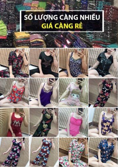 Shop D&Li - List shop đồ bộ mặc nhà cho nữ đẹp, dễ thương tại TPHCM