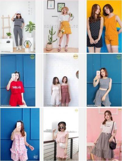 Thời trang đồ bộ nữ FM Style SaiGon - List shop đồ bộ mặc nhà cho nữ đẹp, dễ thương tại TPHCM