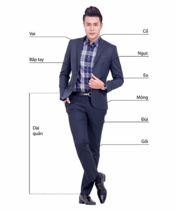 Hướng dẫn lấy số đo thời trang Novelty