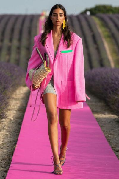 Thời trang vị lai và loạt xu hướng độc đáo tại tuần lễ Xuân - Hè 2020 - Ảnh 2