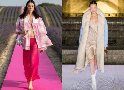 Thời trang vị lai và loạt xu hướng độc đáo tại tuần lễ Xuân - Hè 2020