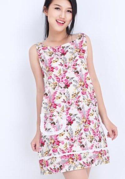 Váy mặc nhà - Ảnh 3