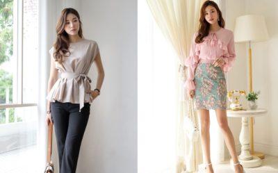 4 kiểu đồ đẹp cho nữ công sở trong giao mùa nóng, ẩm ướt