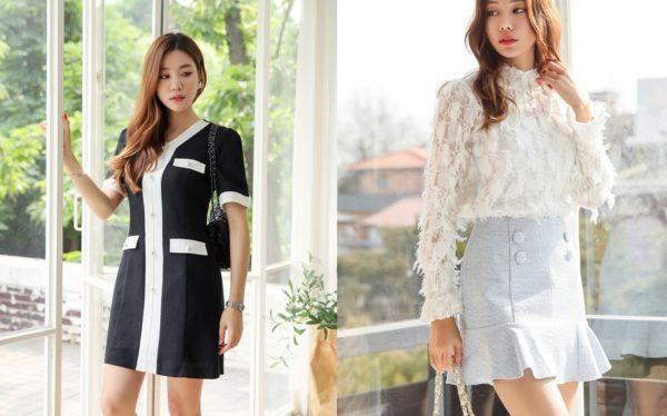 'Bỏ qua mưa giông' với 4 kiểu trang phục cho nàng công sở vừa xinh hợp với thời tiết
