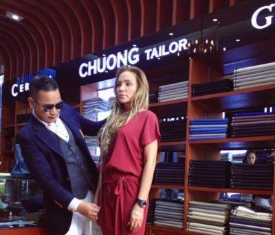 Nhà may Chương (Chương Tailor) - Nhà may uy tín và chất lượng nhất tại Hà Nội