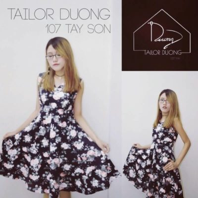 Nhà May Dương (Tailor Duong) - Nhà may uy tín và chất lượng nhất tại Hà Nội
