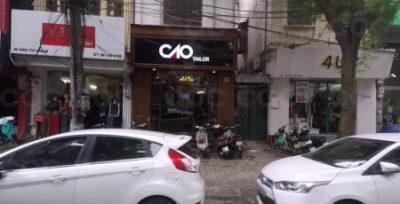 Nhà may Cao – CAO TAILOR - Nhà may uy tín và chất lượng nhất tại Hà Nội