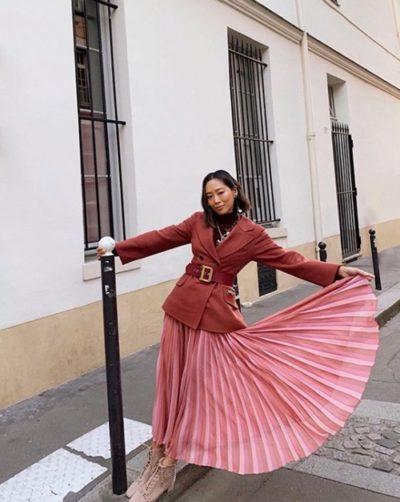 Aimee Song - 1001 cách mặc đẹp với suit và blazer - Ảnh 9