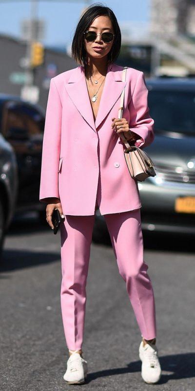 Aimee Song - 1001 cách mặc đẹp với suit và blazer - Ảnh 5