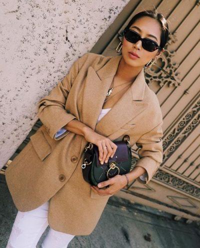 Aimee Song - 1001 cách mặc đẹp với suit và blazer - Ảnh 6
