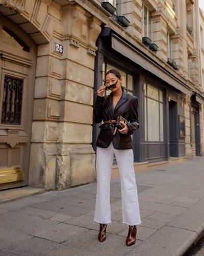 Aimee Song - 1001 cách mặc đẹp với suit và blazer - Ảnh 7