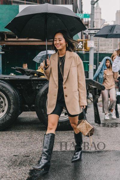 Aimee Song - 1001 cách mặc đẹp với suit và blazer - Ảnh 8