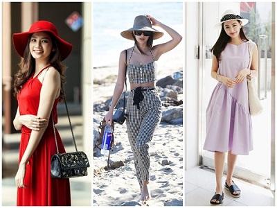Thế giới thời trang là một khái niệm rộng lớn và muôn màu