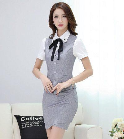 Mẫu áo sơ mi đồng phục công sở - Sự lựa chọn hoàn hảo