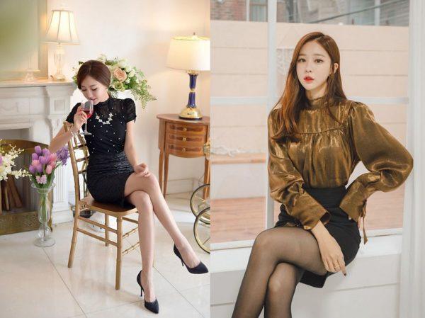 Những kiểu váy giúp nàng công sở toả sáng trong buổi tiệc tất niên công ty