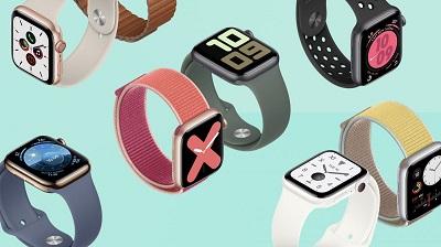 Apple watch series 5 có phần mềm nhằm giúp đỡ về sức khỏe cũng như bảo vệ người dùng