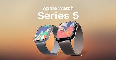 Series 5 vẫn sẽ có thời gian sử dụng khoảng 18 tiếng như thế hệ trước